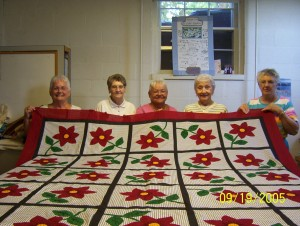 Quilt Ladies 9-2005